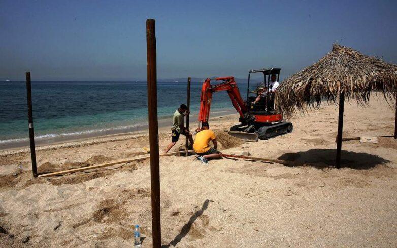 Αυστηρά μέτρα στις παραλίες και πρόστιμα έως 20.000 ευρώ στους παραβάτες