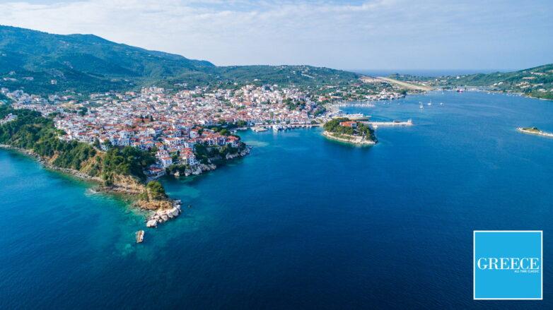 Βελτιώνει με 1,5 εκατ. ευρώ το δρόμο Σκιάθος – Κουκουναριές η Περιφέρεια Θεσσαλίας