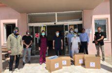 Δωρεά εξοπλισμού στον Δήμο Σκιάθου από την Οργάνωση «Άγονη Γραμμή Γόνιμη»