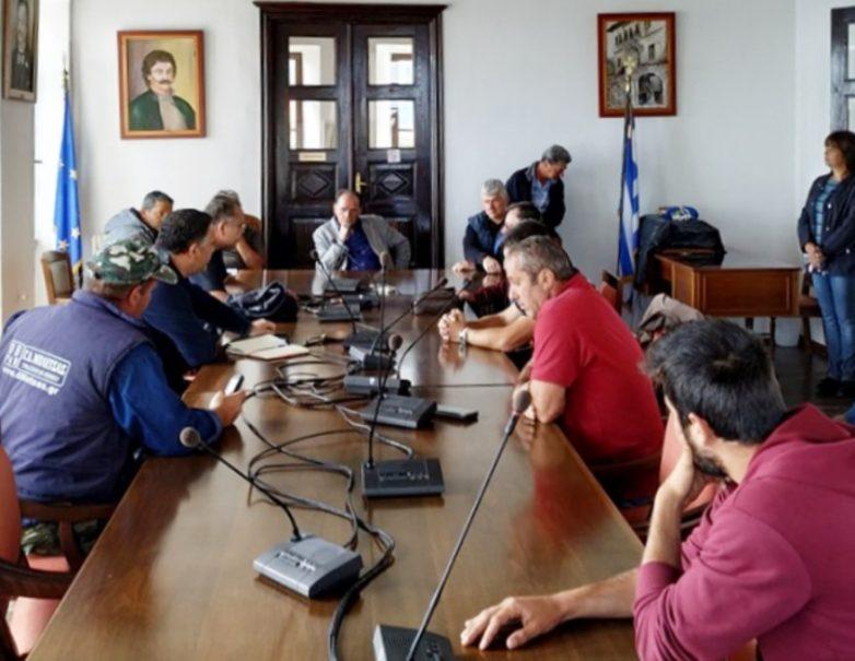 Αποζημιώσεις στο 100% και χαλαζική προστασία ζήτησε από τον ΕΛΓΑ ο δήμαρχος Ζαγοράς – Μουρεσίου