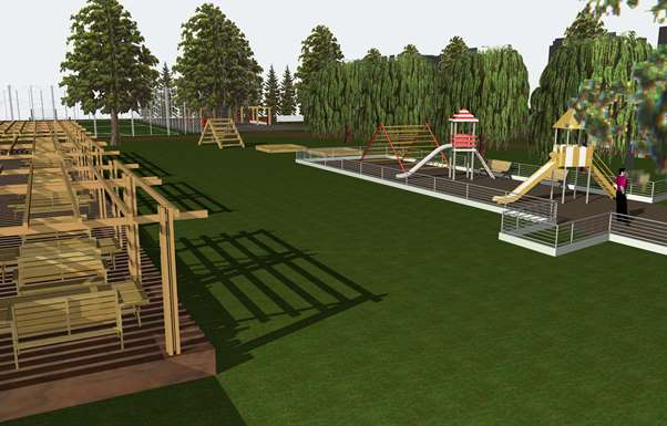 Ανάδειξη αναδόχου για τη δημιουργία του Αθλητικού Κέντρου Στεφανοβικείου