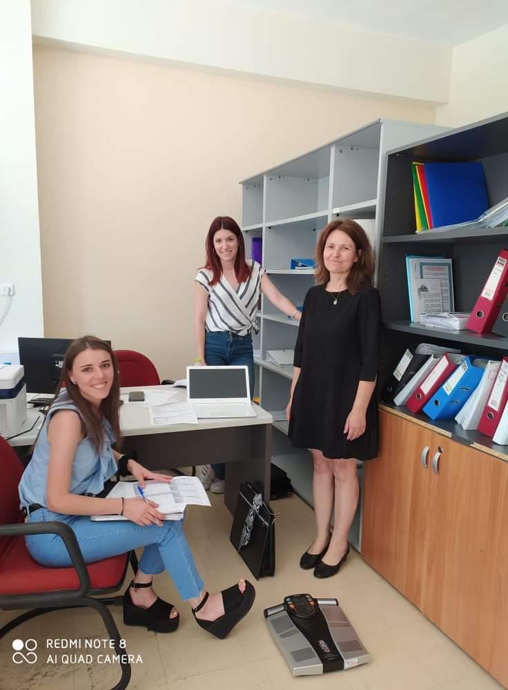 Ανταπόκριση στην Α' θεματική εβδομάδα του ΚΕΠ Υγείας Δήμου Ρήγα Φεραίου