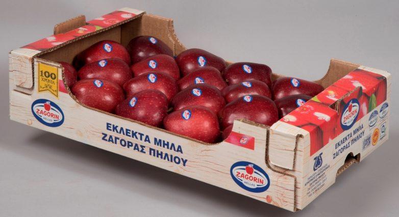 Αγροτικός Συνεταιρισμός Ζαγοράς Πηλίου: Τα μήλα ZAGORIN, έρχονται με το Φθινόπωρο