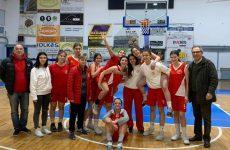 Πρωταθλήτρια Μαγνησίας η ομάδα Κορασίδων μπάσκετ του Ολυμπιακού Βόλου
