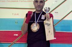 Την πρώτη θέση στο ανοιχτό πρωτάθλημα technical striking kick boxing κατέκτησε ο Ανδρέας Κεχαγιάς