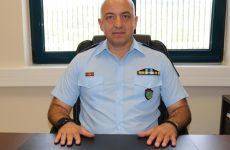 Καθήκοντα Β΄ Υποδιευθυντή ο Γ. Ντιζές στη Διεύθυνση Αστυνομίας Μαγνησίας