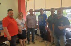 Συνάντηση ΟΕΒΕΜ με αντιδήμαρχο οικονομικών