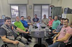 Συνάντηση ΟΕΒΕΜ με Σύνδεσμο Εγκαταστατών Υδραυλικών Θερμικών Βόλου & Περιχώρων