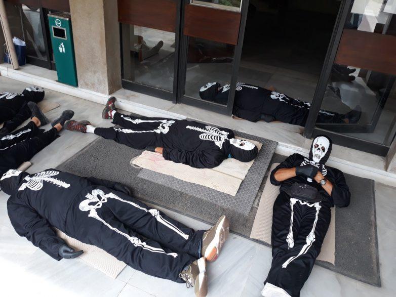 Σκελετοί Βολιωτών στην Περιφέρεια Θεσσαλίας
