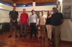 Οργάνωση και διαχείριση της υγειονομικής κατάστασης στη Σκιάθο ενόψει της τουριστικής περιόδου