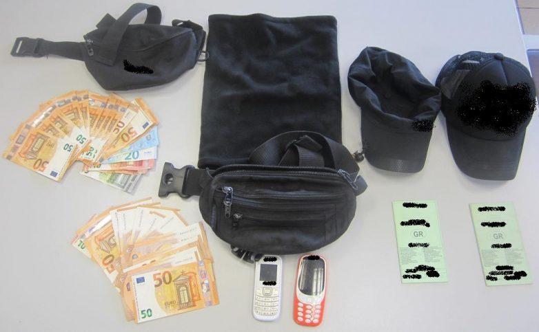 Άμεση σύλληψη έξι ατόμων για ληστεία σε περιοχή της Λάρισας