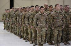 Δυνάμεις της αμερικανικής 101 Combat Aviation Brigade στο Στεφανοβίκειο του Βόλου
