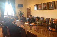 Συνάντηση δημάρχου Μουζακίου με την υπουργό Πολιτισμού Λίνα Μενδώνη