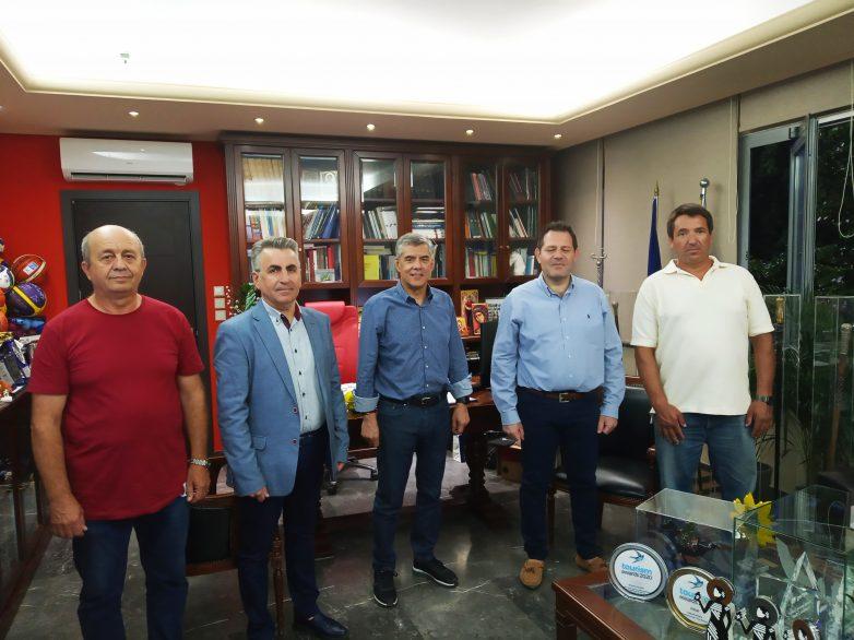 Διαχρονική συνεργασία Περιφέρειας Θεσσαλίας- Ραδιοερασιτεχνών στην Πολιτική Προστασία