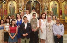 Τρεις μαθητές αλβανικής καταγωγής έγιναν μέλη της Ορθόδοξης Εκκλησίας στην Ν. Ιωνία