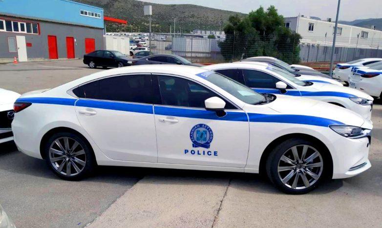 Με 11 νέα οχήματα ενισχύθηκε ο στόλος της Διεύθυνσης Αστυνομίας Μαγνησίας