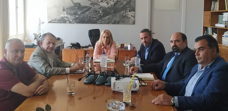 Πρόεδρος ΤΑΙΠΕΔ: Προς αξιοποίηση το Λιμάνι του Βόλου