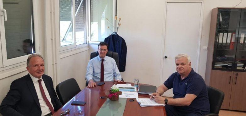 Δρομολογούνται εξελίξεις για την αξιοποίηση του πρώην αμαξοστασίου του ΟΣΕ στη Ν.Ιωνία