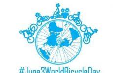 Το τμήμα ποδηλασίας της Νίκης Βόλου για την Παγκόσμια Ημέρα Ποδηλάτου