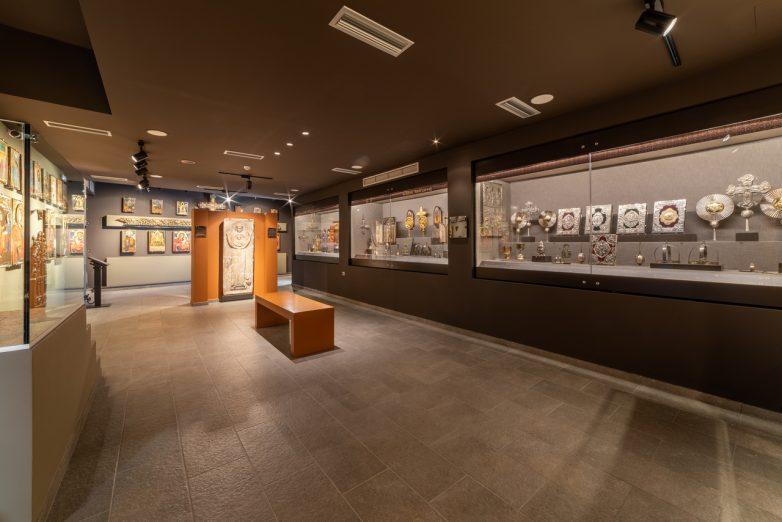Ανοικτό το Μουσείο Βυζαντινής Τέχνης και Πολιτισμού Μακρινίτσας