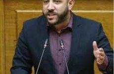 Ο Αλέξανδρος Μεϊκόπουλος ζητά την άμεση και επαρκή στελέχωση του Δήμου Αλμυρού