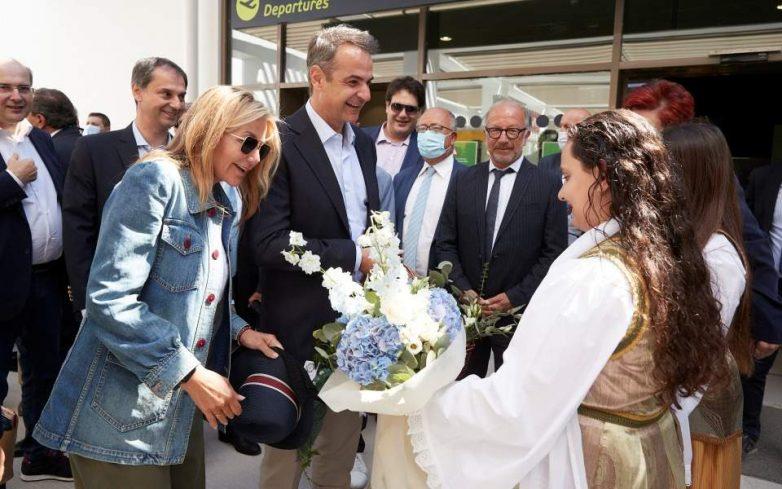 Κυρ. Μητσοτάκης: Η Ελλάδα έτοιμη να καλωσορίσει τους τουρίστες