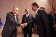 Συνομιλία Μητσοτάκη – Ερντογάν: «Ανοικτοί δίαυλοι επικοινωνίας»