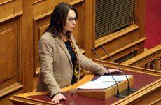 K.Παπανάτσιου: «Η Κυβέρνηση πιστή στην περιοριστική πολιτική, επιβαρύνει τους πολίτες »