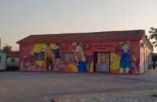 Δύο νέες τοιχογραφίες στην πόλη του Βόλου από την UrbanAct