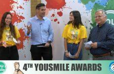4th YouSmile Awards: Τα παιδιά έχουν τη δύναμη να αλλάξουν τον κόσμο μας προς το καλύτερο.