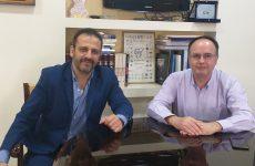 Συνεργασία ξεκινούν η «Πρόταση Ζωής» και το Επιμελητήριο Μαγνησίας