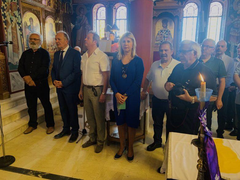 O Αθανάσιος Λιούπης για τη συμπλήρωση 46 ετών από την τουρκική εισβολή στην Κύπρο