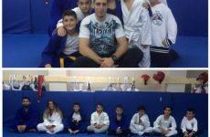 Καλοκαιρινά τμήματα εκμάθησης τζούντο στον Ολυμπιακό Βόλου