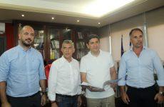 Χρηματοδότηση 897.000 ευρώ για την ανακατασκευή του στίβου στο Αλκαζάρ