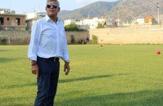 Νέο χλοοτάπητα στο γήπεδο του Αγίου Γεωργίου Φερών τοποθετεί η Περιφέρεια Θεσσαλίας