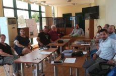 Εποικοδομητική συζήτηση ξενοδόχων με τον γ.γ. Υπουργείου Οικονομικών Χρ. Τριαντόπουλο