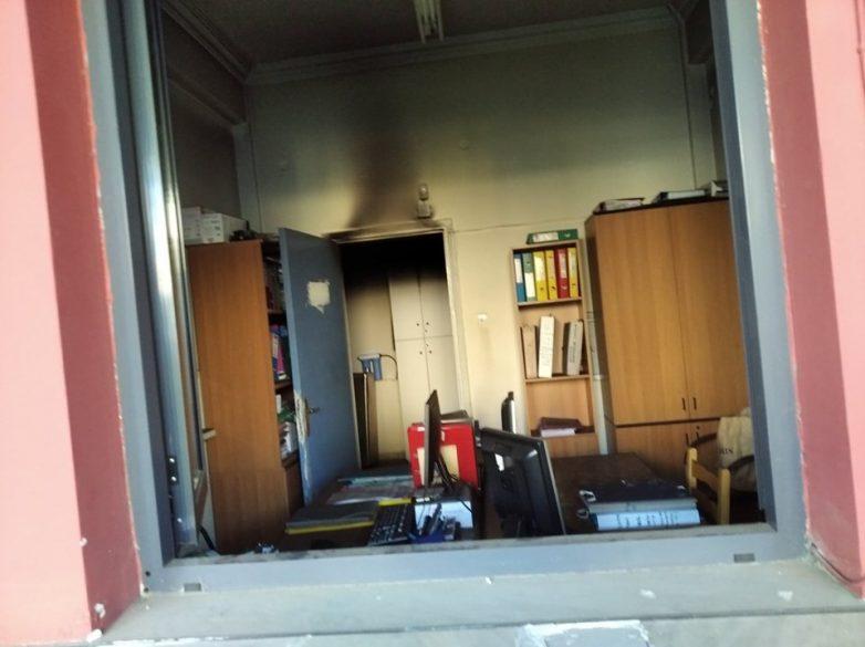 Συνεχίζονται οι έρευνες της Αστυνομία για τους δράστες του εμπρησμού στην Π.Ε. Μαγνησίας