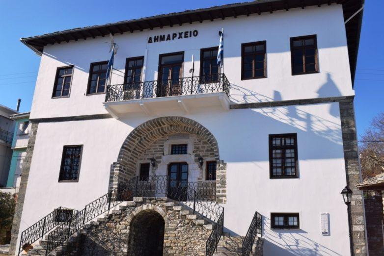 Έκτακτη Χρηματοδότηση 350.000 ευρώ προς τον Δήμο Ζαγοράς-Μουρεσίου