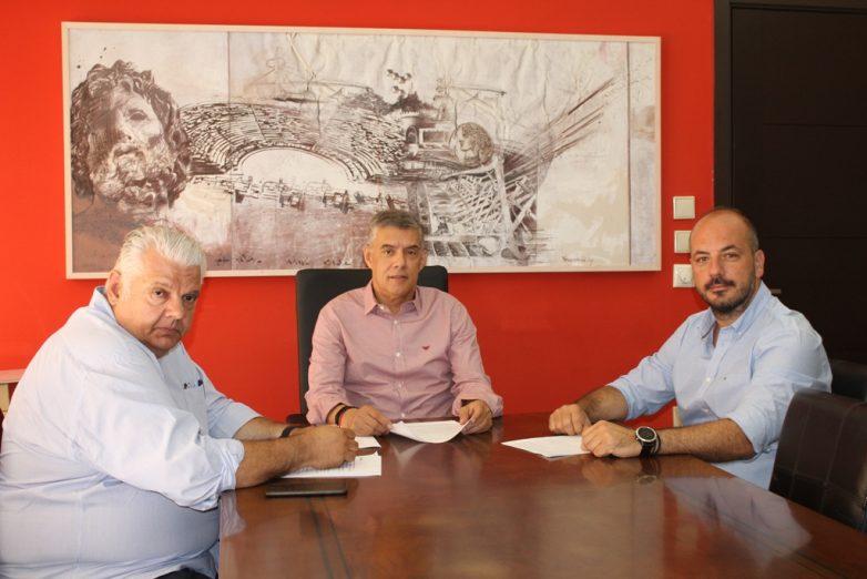 Δημιουργία Film Office στην Περιφέρεια Θεσσαλίας