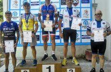 Αυλαία πρωταθλήματος με μετάλλια για την ποδηλασία της Νίκης Βόλου