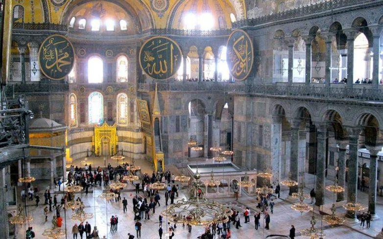 Παρέμβαση Πομπέο για την Αγία Σοφία: Να διατηρήσει η Άγκυρα το υπάρχον καθεστώς