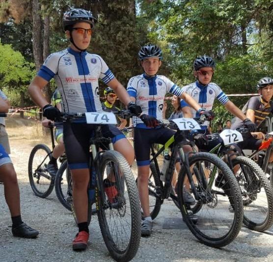 Σε αγώνα πρωταθλήματος η ποδηλασία της Νίκης Βόλου
