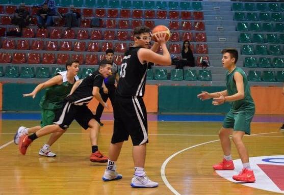 Αντώνης Χαϊμαντάς: Το νέο αστέρι του βολιώτικου μπάσκετ