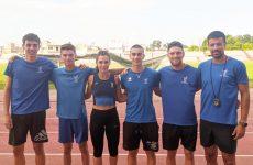 Αυλαία διασυλλογικών πρωταθλημάτων με μετάλλια για τον στίβο της Νίκης Βόλου