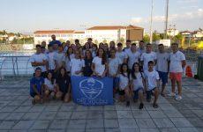 Στις πρώτες θέσεις σε πανελλήνια κατάταξη η αγωνιστική ομάδα του τμήματος κολύμβησης της Νίκης Βόλου