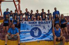Στο Πανελλήνιο Πρωτάθλημα Κ16 στη Θεσσαλονίκη ο στίβος της Νίκης Βόλου