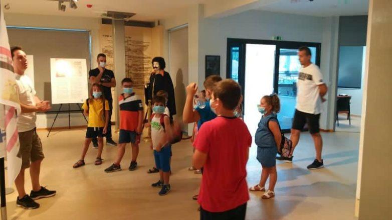 Εκπαιδευτική δράση των ΚΔΑΠ στον Εκθεσιακό χώρο Ρήγα Βελεστινλή