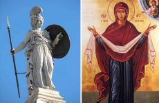 Θεά Αθηνά και Παναγία: Βίοι παράλληλοι;