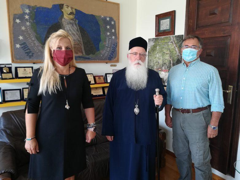 Συνδιοργάνωση διαδικτυακού διεθνούς συνεδρίου με θέμα «Ελληνική Λαϊκή Τέχνη»