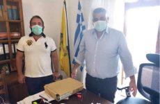 Ο Αλέξανδρος Μεϊκόπουλος σε Αργαλαστή και Μετόχι